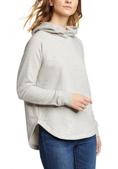 Cozy Camp Sweatshirt mit Kapuze Damen