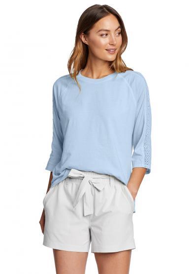 Ophelia Shirt - 3/4-Arm Damen