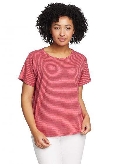 Solstice Slub-Shirt Damen
