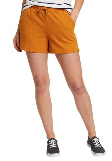 Cozy Camp Fleece Shorts Damen