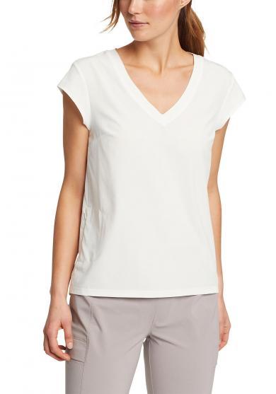Departure T-Shirt - Kurzarm - V-Ausschnitt Damen