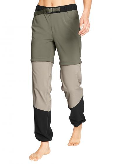 Climatrial Colorblock Zip-Off Hose Damen
