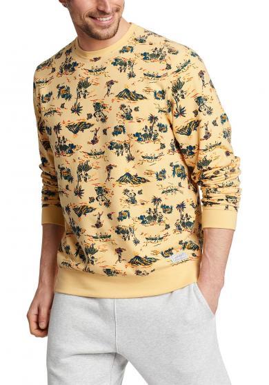 Camp Fleece Sweatshirt - Bedruckt Herren