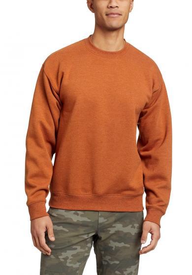 Signature Sweatshirt mit Rundhals Herren