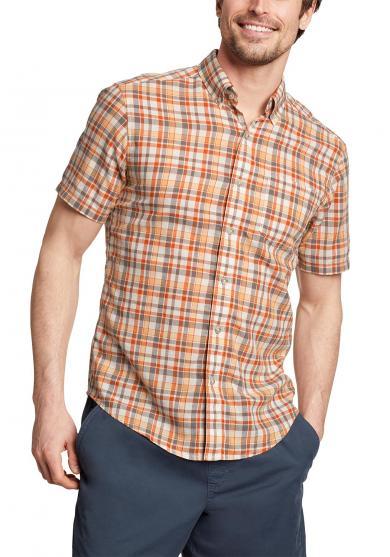 Tidelands Hemd - kurzarm Herren