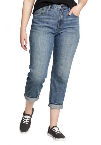 Boyfriend Jeans - High Rise Damen