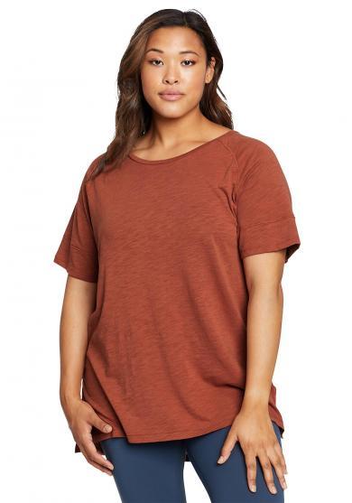 Gatecheck T-Shirt Damen