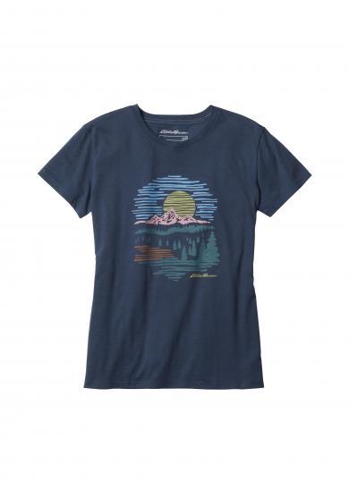 Graphik Shirt - Outdoor Damen